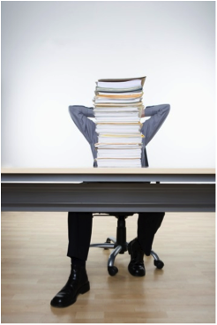 avoid falling behind with your accounting and go paperless