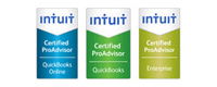 Certified Intuit ProAdvisor for QuickBooks Accounting