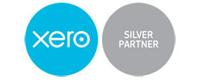 XERO Online Accounting-Silver Partner Logo