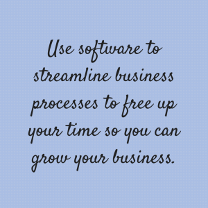 Streamline and automate to grow your business