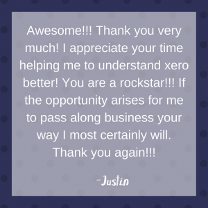 Justin Xero Jody Seibert review